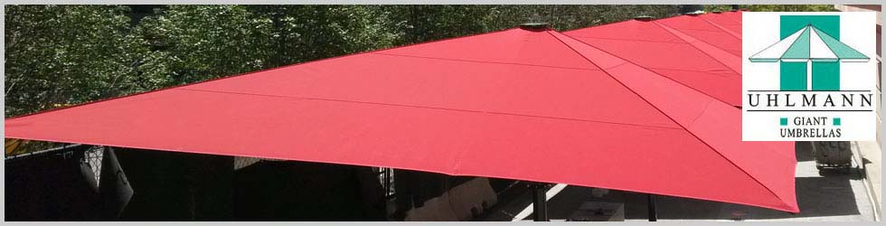 StrongWind Umbrellas - Large Patio Umbrellas