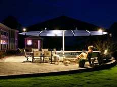 Large Patio Umbrellas - Residential